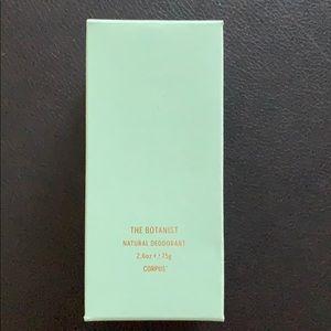 Corpus The Botanist Natural Deodorant Clean Beauty